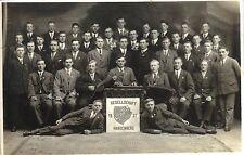 AK Handenberg 1937 Gesellschaft  Unteradenberg  Rauchklub  ANSCHAUEN !!!