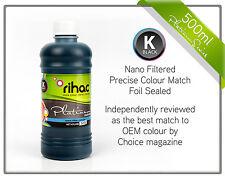 500ml Black RIHAC Refill Ink for Canon CLI-651 PGI-650 Cartridges IP7260 MX926