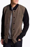 Ezekiel The Culver Jacket Brown Men's Size XL