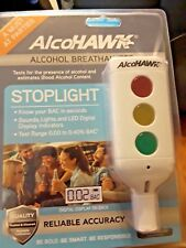 ALCOHAWK ALCOHOL BREATHALYZER