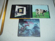 4 CD + 3 DVD PINK FLOYD ECHOES BEST OF ATOM HEART MOTHER US AND THEM SYMPHONIC