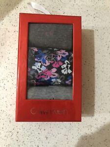 Calvin Klein Ladies Socks 3 Pair Size 6-9.5