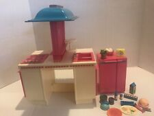 Barbie kitchen, 1984