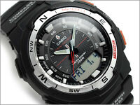 Casio SGW-500H-1B Twin Sensor Digital Sports Watch Compass Thermometer SGW-500