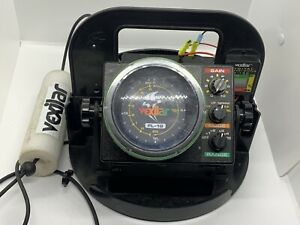 Vexilar FL-18 Fishfinder Ice Fishing Sonar Transducer And battery