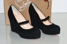 Zapatos de tacón de mujer Christian Louboutin ante
