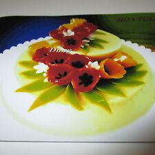 Gelatin Floating Gracilaria 3D Jelly Cake (Tulip 11pcs/Set)