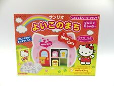 Hello Kitty Friends Playste Spielzeug Neu Nr #2 Dogs & Cats Sanrio Kabaya Japan