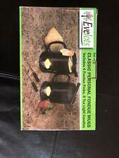Classic Personal Fondue Mugs-2 Mugs, 4 Forks, 8 Tea Light Candles