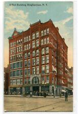 O'Neil Building Binghamton New York 1910c postcard