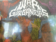 Philip H. Anselmo / Warbeast ‎– War Of The Gargantuas 2013  NEW