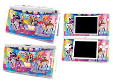 Skin Sticker to fit Nintendo DS Lite DSL - Winx Club