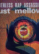 RUTHLESS RAP ASSASSINS just mellow 12INCH 45 RPM EEC 1990 NEAR MINT