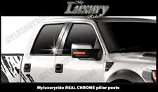 FORD F-150 CrewCab 04 05 06 07 08 chrome door pillar