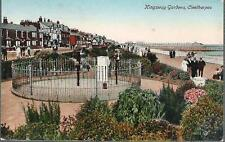 Cleethorpes, Lincolnshire - Kingsway Gardens, weather station - c.1910s