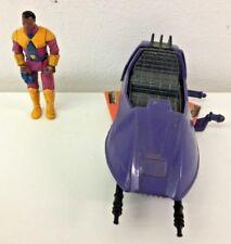 Kenner 1985 M.A.S.K. Piranha & Hurricane Hondo Maclean Figure No Mask