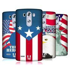 Fundas y carcasas Head Case Designs Para LG G3 para teléfonos móviles y PDAs Head Case Designs