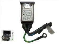 FILTRO DI RETE ANTIDISTURBO EMI IEC DELTA ELECTRONICS 250V 3A 03GENG3E  50/60 HZ