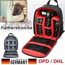 Universal Kameratasche Fototasche SLR DSLR Rucksack Für Canon Nikon Tasche DHL