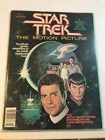DEC 1979 STAR TREK THE MOTION PICTURE - NO.15, A MARVEL SUPER SPECIAL MAGAZINE