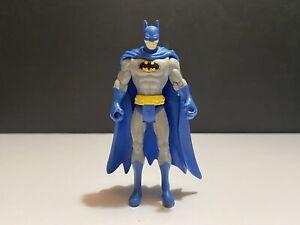 "Mattel DC Infinite Heroes Crisis Batman 3.75"" Figure Series 1 #34 Blue & Gray"