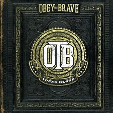 OBEY THE BRAVE - YOUNG BLOOD NEW VINYL RECORD