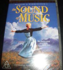 The Sound Of Music (Julie Andrews) (Australia Region 4) 2 DVD – New