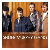 "SPIDER MURPHY GANG ""ESSENTIAL"" CD NEUWARE"