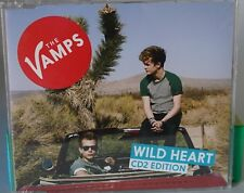 The Vamps - Wild Heart CD 2 Edition 2013 Mint condition - Still sealed