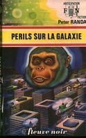 Livre Peter RANDA No 724 périls sur la galaxie book