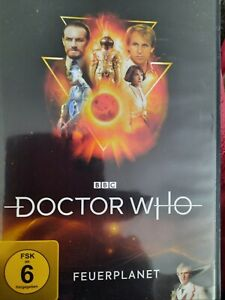 """Doctor Who """" Feuerplanet """""""