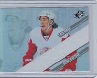 13-14 2013-14 SPX DANNY DeKEYSER FOIL ROOKIE RC 122 DETROIT RED WINGS