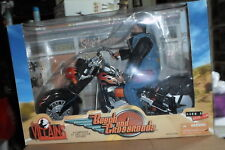 21st century  Beech & Crossroads Motorcycle & Figure 1/6 scale in the box