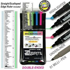 Bible Marketing Kit - Highlighters G T Luscombe