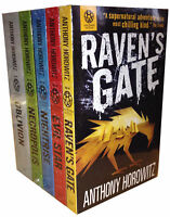 Anthony Horowitz Power of Five Collection 5 Books Set Raven's Gate, Evil Star