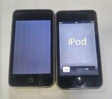 Lot of 2 Apple iPod Touch - 3rd Gen Black - 32GB(A1318) - Read Below