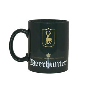 Deerhunter Ceramic Mug Cup Green Country Hunting/Shooting/Fishing