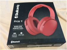 Skull Candy Hesh 3 Headphones Red