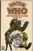 Doctor Who and the Curse of Peladon. One of the best of the Target Books! GC++