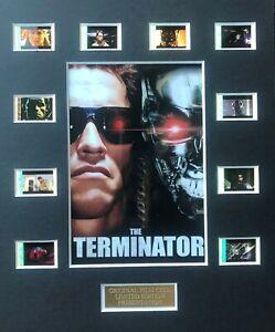 Terminator - 35mm Film Display