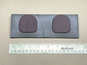 """Toy parts for 1/6 scale or 12"""" figure vehicle WWII M8 Armored car seat bottom"""