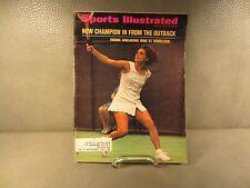 Vintage Sports Illustrated July 12, 1971 Wimbledon's Evonne Goolagong Cover