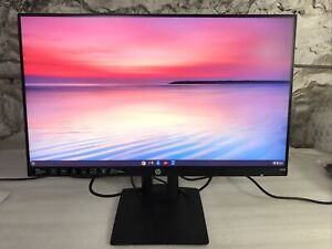 "HP - X24ih 23.8"" 144Hz IPS LED FHD FreeSync Premium Gaming Monitor - Black"