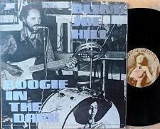 BLUES ONE-MAN BAND LP: BLIND JOE HILL Boogie in the Dark BARRELHOUSE BH-08 1976