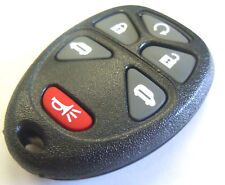 keyless remote car starter 2009 Chevy Uplander entry key fob van door opener