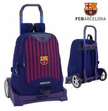 FC Barcelona cartable à roulettes trolley L sac à dos 43 cm détachable 320356