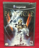 Bionicle  Nintendo GameCube Tested Working Game Complete