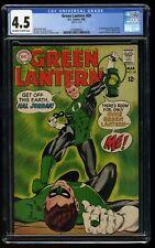Green Lantern #59 CGC VG+ 4.5 Off White to White 1st Print 1st Guy Gardner!