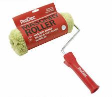 "ProDec 9"" Inch Masonry Roller Sleeve & Frame Brickwork Paint Roller - PRRF006"