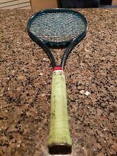 New listing Prince graphite comp 110 16x19 12oz 4 1/2 grip.tennis racquet